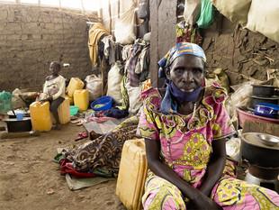 DR Congo, Ituri. Fleeing War, Weaving Life in IDP Camps of Bunia