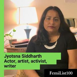 Jyotsna Siddharth