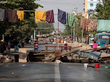 Fighting on the Frontlines: Women in Myanmar