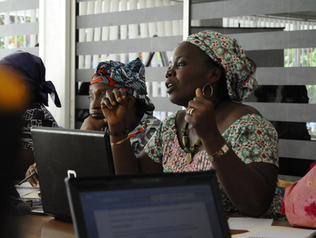 Women and Peacebuilding