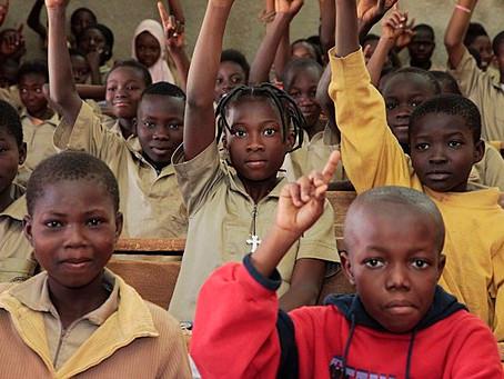 Female Genital Mutilation in parts of Africa