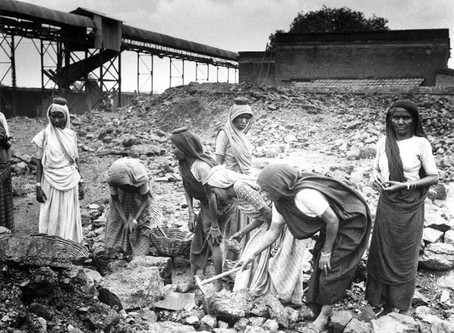 Rediscovering the contributions of women in Coal Production during War Initiatives