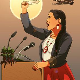 Exploring Sovereignty through a Feminist Lens