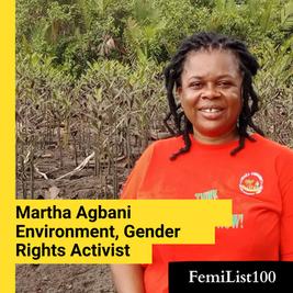 Martha Agbani
