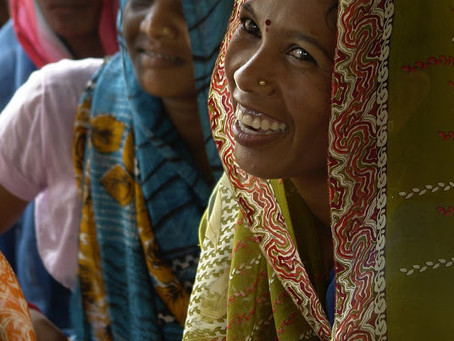 Women at the fore of Climate Adaptation in South Asia