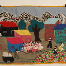 Arpilleras: Chile's Women Weave Tapestries of Truth