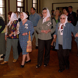 Justice as identity: The role of Grandmothers of Plaza De Mayo in Argentina's path to democracy