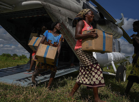 Feminist Foreign Aid: What would it typically look like?