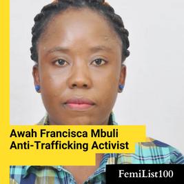 Awah Francisca Mbuli