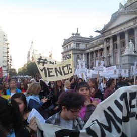 Ni Una Menos (Argentina)