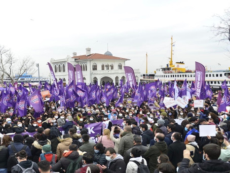 A Setback to Gender Security: Turkey's Withdrawal from the Istanbul Convention