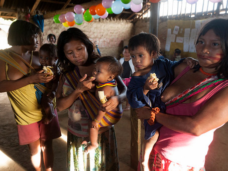 Mining exposes Indigenous women in Latin America to high mercury levels