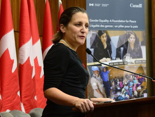 Canada's Feminist Foreign Policy: Part 2