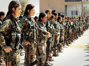 Beyond the nation-state: Feminist security in Rojava