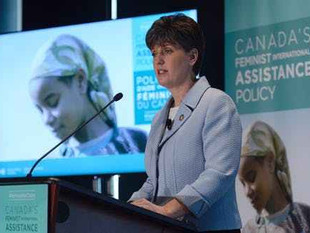 Canada's Feminist Foreign Policy: Part 1