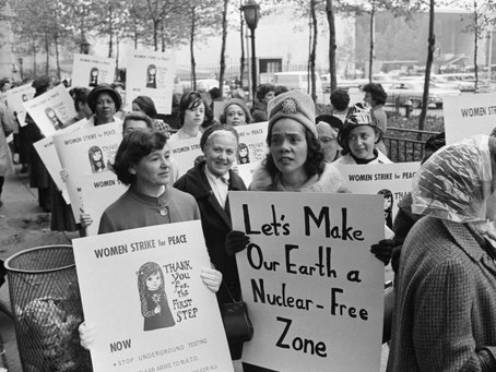 Doing Away with Nuclear Weapons: A Call to Action from Feminist Foreign Policy