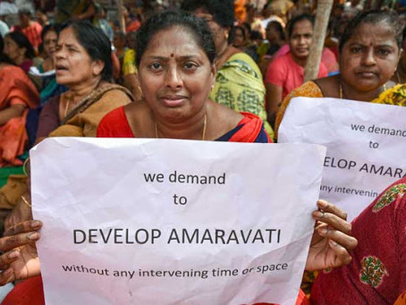 Amaravati: Women on the Frontlines