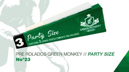 Pre Rolados Party size 3pz.