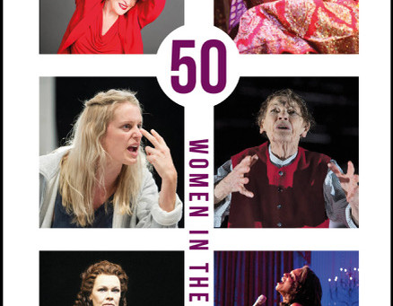 50 Women in Theatre