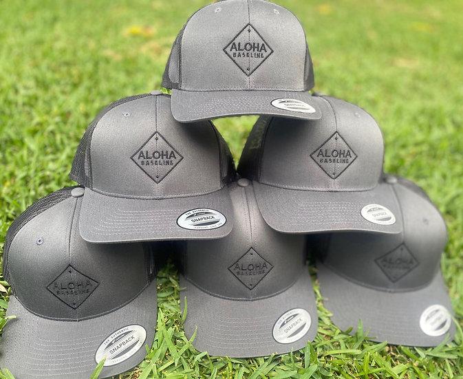 Aloha Baseline Trucker Hat
