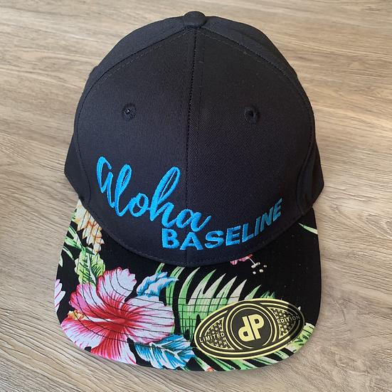 AB Floral Cap