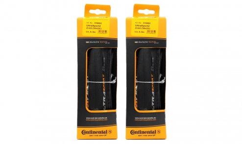 Continental Ultra Sport II 700/25