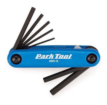 PARKTOOL FOLD-UP HEX WRENCH SET / Multi Tool