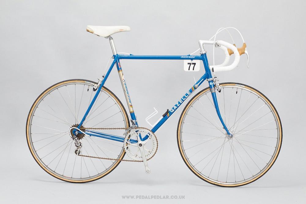 Vintage Gazelle Champion Mondial