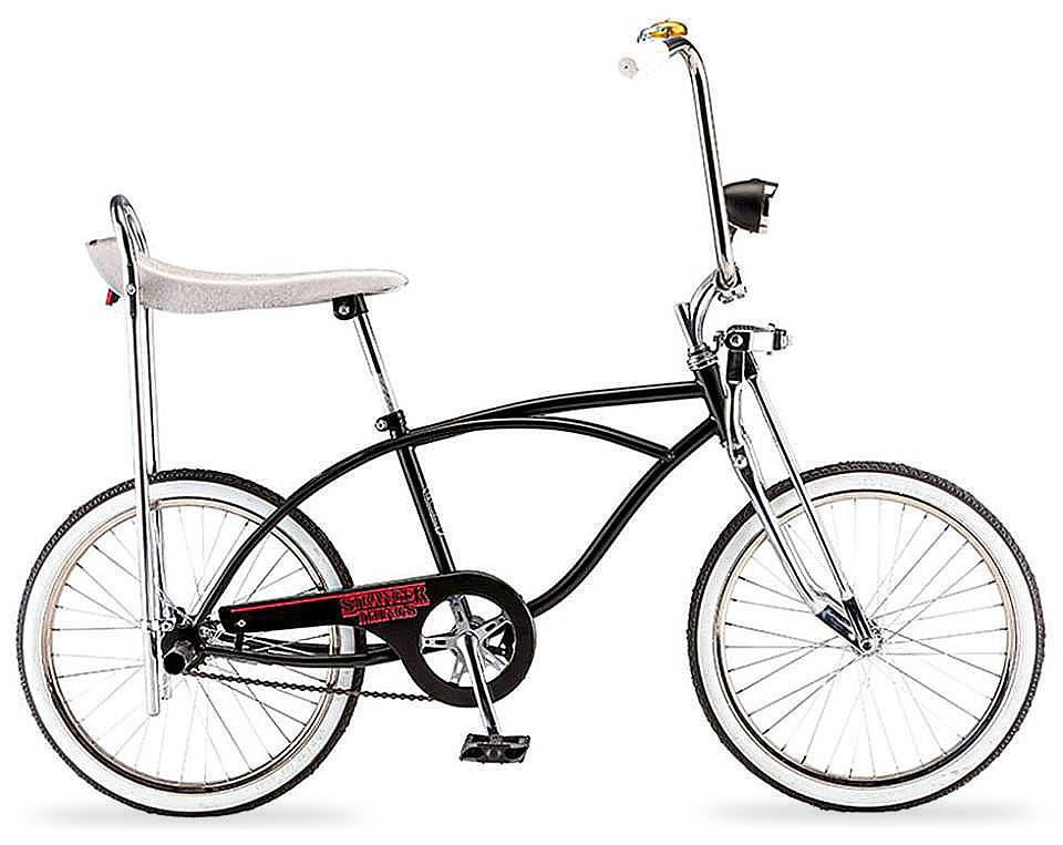 Mike's Bike (Netflix & Stranger Things)