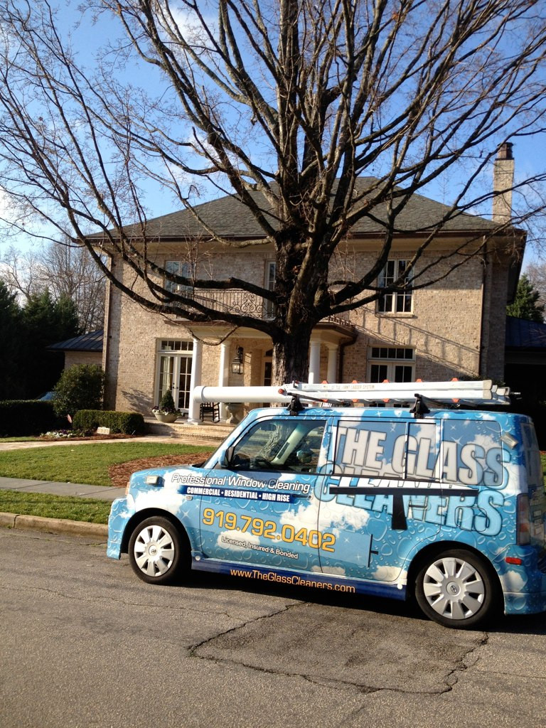 The Glass Cleaners Raleigh Window Cleaning