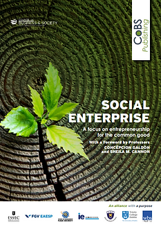 Social Enterprise: A focus on entrepreneurship for the common good, Collated and edited byTom Gamble, featuring 20 faculty and practitioner contributors, Council on Business & SocietyPublishing.