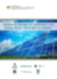 Council on Business & Society, energy, renewable energy, recruitment tips, solar, wind, hydro