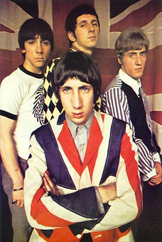 The Who, Pete Townshend, Roger dalty, John Entwhistle, Keith Moon, Tom Gamble, My Generation