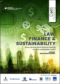 Law, finance, sustainability, ESSEC Business School, Tom Gamble
