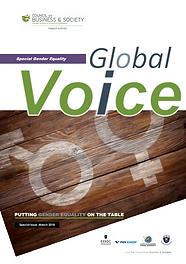 Global Voice, magazine, management, comon good, CSR, leadership, sustainability, CSV, social enterprise,entrepreneurship, society, finance, philanthropy, HR