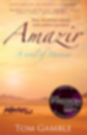 The RNA finalist Amazir by author Tom Gamble