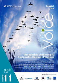 Global Voice magazine #11 from the Council on Business & Society