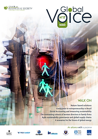 Download the Council on Business & Society Global Voice magazine #17 : 102 pages on CSR, buildbackbetter, women leaders, 4 ways to fight child labor, sustainability, greentech, climate change, management, nature-based solutions, social enterprise, intergenerational collaboration, social reporting, environmental reporting, social reporting, supply chain governance, agile supply chain governance, ethics, ethics & compliance.