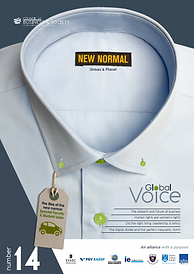 Global Voice magazine #14 from the Council on Business & Society: The New Normal