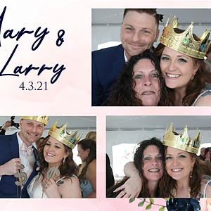 Mary & larry