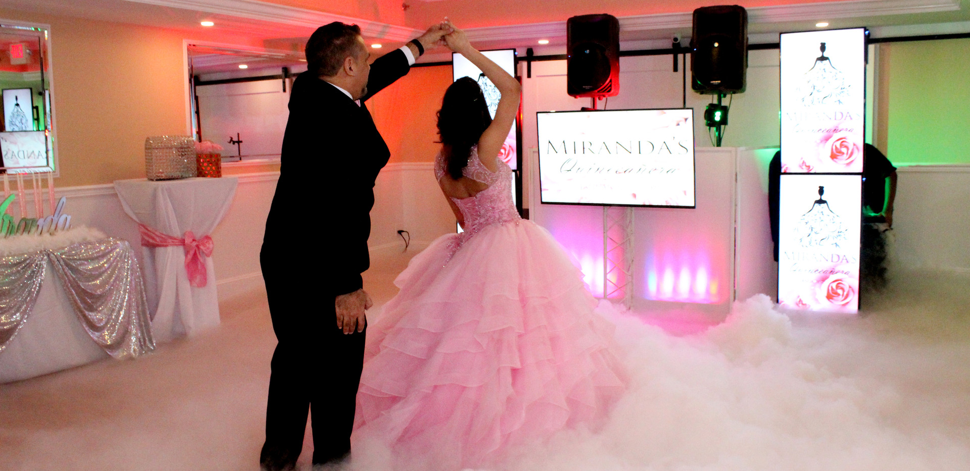 Quinceanera's Clouds