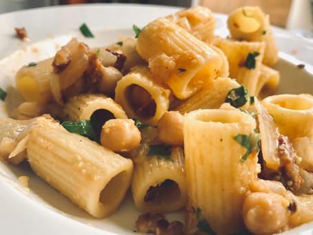 Pasta con Ceci - Pasta with Chickpeas