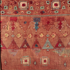 Antique Tribal- detail