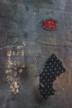 Multiverse- quilt detail