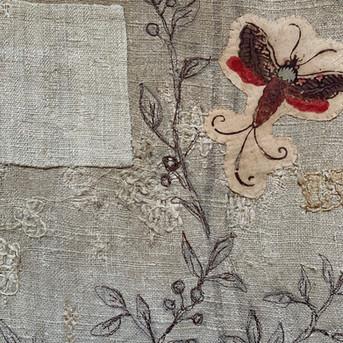 Wabi Sabi flower- detail