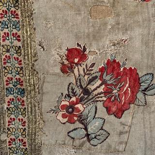 Wabi Sabi Bird- detail