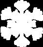 blanc flocon de neige
