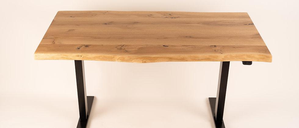 Home Office Line: Schreibtisch White Oak