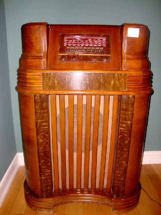 Great Vintage radio