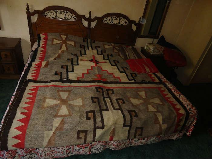 Great American Indian rug